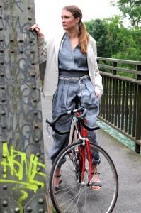 UPCYCLE ON BICYCLE